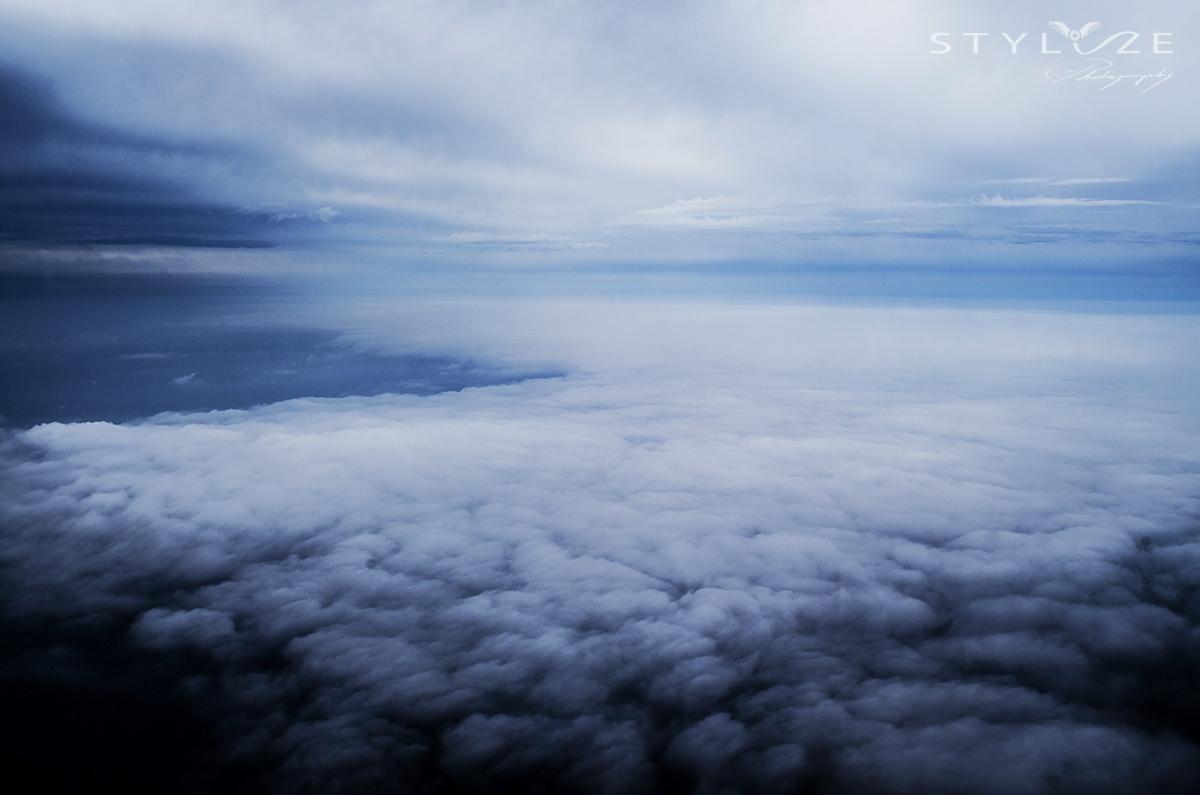 Stylize Photography Blue Dreamy Clouds - Stylize Photography