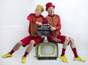 Cirkus Big erhvervs og eventfotografering