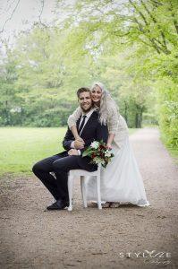 Bryllupsforografering