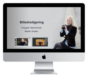 Online fotokursus billedredigering